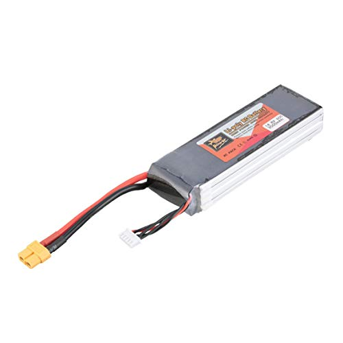 Great Features Of Kongqiabona lipoBattery ZOP Power 14.8V 3500mAh 60C 4S 1P Lipo Battery XT60 Plug...