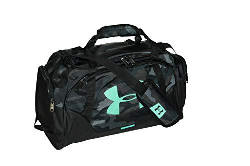 Under Armour STORM UA Undeniable 3.0 Small Duffle Bag (Black/camo/green (012))