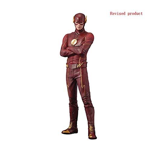 Yang baby La Serie de televisión de inflamación: El Flash Estatua, la Figura de Flash