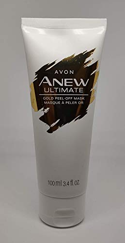AVON ANEW ULTIMATE GOLD PEEL-OFF MASK (free vita moist hand cream 45ml with purchase