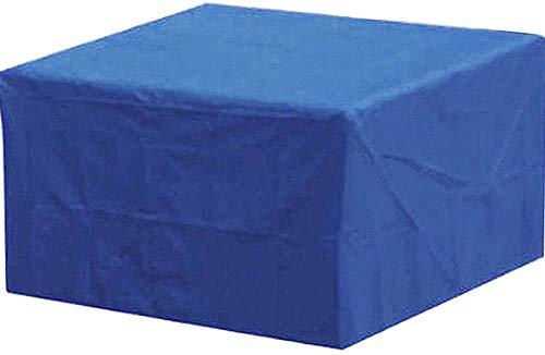 Cubierta para muebles de jardín, impermeable, resistente al viento, anti-UV, para mesa de jardín, 210D, resistente, de tela Oxford, para muebles de ratán, utilizada para la prevención del polvo en mes