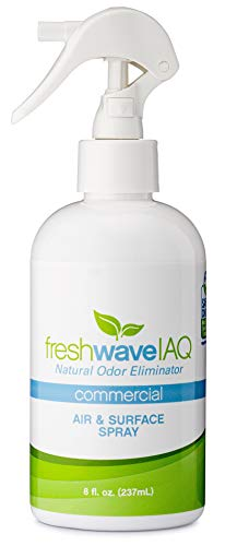 Fresh Wave IAQ Commercial Odor Eliminating Air & Surface Spray, 8 fl. oz, w/Mini-Trigger