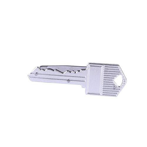 Sahgsa Multitool Taschenmesser Multifunktions-Klappmesser Schlüsselbund Strapazierfähigem für Überleben im Freien Camping Jagen Wandern