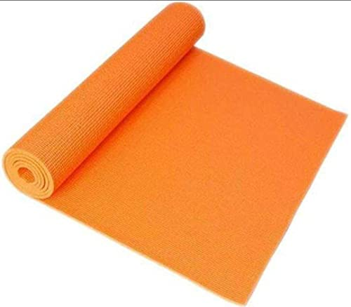 Rimani Enterprises Yoga Mat with Strap for Gym Workout and Yoga Exercise , Anti-Slip Yoga Mat for Men & Women Fitness Thickness...