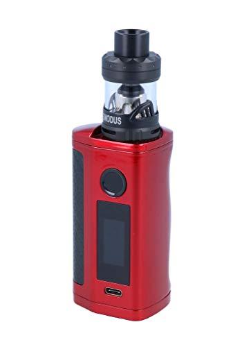 Minikin V3S mit Viento E-Zigaretten Set - max. 200 Watt - 3,5ml Tankvolumen - von AsMODus Farbe: rot