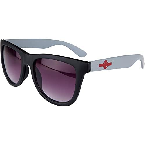 Independent Gafas de sol O.G.B.C Rigid Gafas De Sol Negro Gris