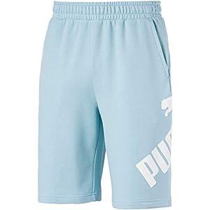 PUMA Men's Big Logo Shorts 10″