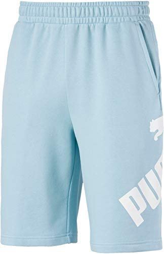 PUMA Men's Big Logo Shorts 10″