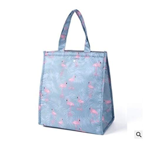 Generic Brands Sac à Dos Pique-Nique Hamper Lunch Bag Portable isothermiques Cooler Boîte à Lunch Carry Case Tote Pique-Nique Sac de Rangement (Couleur : F)