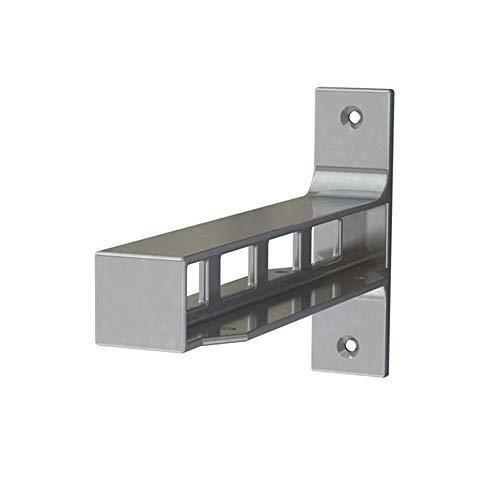 Ikea EKBY BJARNUM 7 1/2 Connecting bracket aluminum NEW
