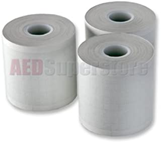 LIFEPAK 12/20 Paper ECG Printer, 50mm x 30m (3 roll box) - 11240-000013