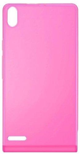 Huawei Ascend P6 Edge TPU Schutzhülle pink