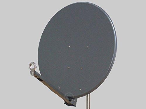 Gibertini Alu-Antenne OP 100 XP in antrazith