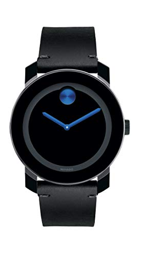 Movado Men's BOLD TR90 Watch with Sunray Dot...