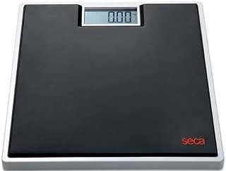 Seca 803 Clara Digital Floor Scale with Black Rubber Mat