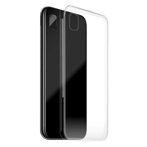 KSTORE365 Funda De Silicona Transparente Samsung A10 Protector De Goma Blanda Cover Carcasa Caucho TPU para Samsung Galaxy A10