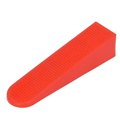 Sistema de nivelación de baldosas 3.3 X 0.8 X 0.7in Nivelador de baldosas Espaciador Cuñas de nivelación de baldosas para trabajos manuales