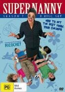 Supernanny - Season 1 - 3-DVD Box Set ( Super nanny - Season One ) [ NON-USA FORMAT, PAL, Reg.0 Import - Australia ]