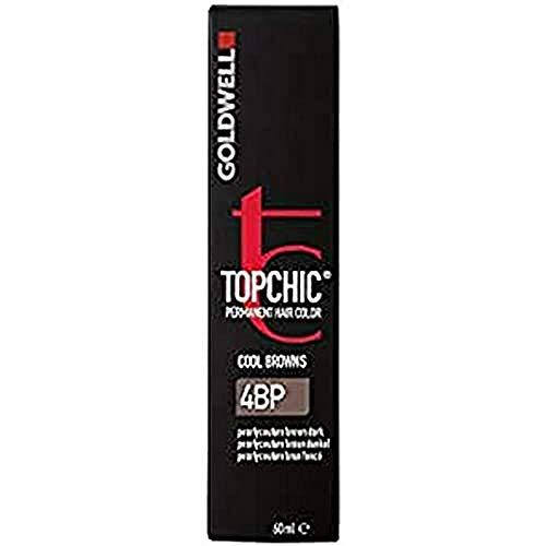 Goldwell Topchic Haarfarbe 4BP perl braun dunkel Das neue Topchic, Wahre Farbexpertise erleben, 60 ml