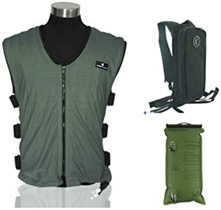cooling vest for high humidity