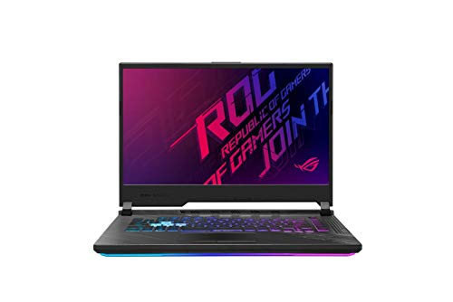 ASUS ROG Strix G15 G512LI-HN113T, Notebook Monitor 15,6' FHD Anti-Glare 144Hz, Intel Core i7-10750H, RAM 16GB DDR4, Grafica NVIDIA GeForce GTX1650 Ti 4GB, 512GB SSD PCIE, Windows10 Home, Nero scuro