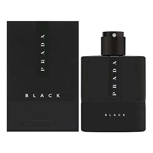 Prada Luna Rossa Black homme/man Eau de Parfum, 100 ml