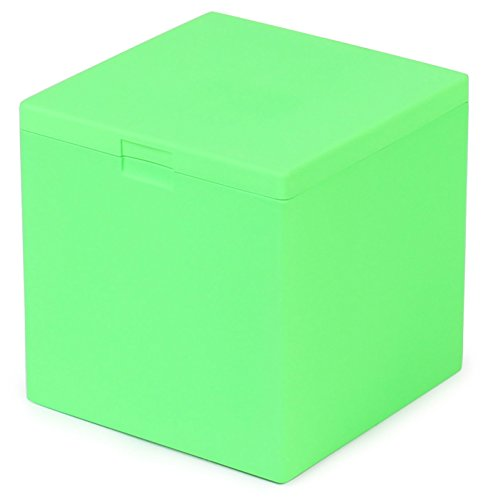 WINDMILL(ウインドミル) 灰皿 ハニカムキューブ 卓上 34本収納 グリーン 601-0005