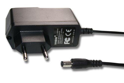 vhbw 220V Alimentatore Caricabatteria Cavo 10W (5V/2A) per Yealink T2x, T3x, T4x, T42g, T41p, T19p, T41, T42, T19, SIP-T21PN, SIP-T22P come AF06054-E