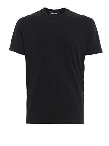 Dsquared2 Heren t-shirt Nero
