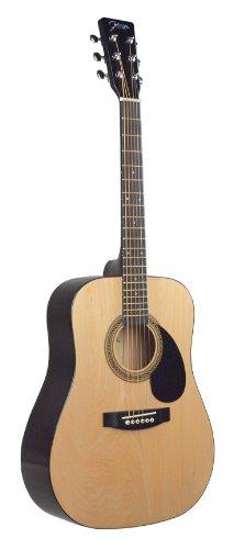 Johnson JG-610-N-¾ 610 Player Series ¾ Size Acoustic Guitar, Natural