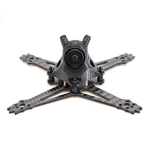 LSB-SHOWER Drone Accessories - Palillo de dientes (100 mm, 2,5 pulgadas, True X 2 mm, kit de marco FPV Racing, accesorios Quadcopters (color: tipo 1), fácil de reparar (color: tipo 4)