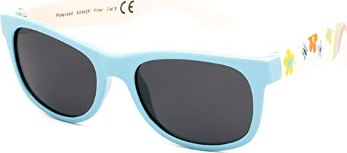 INVU. By Swiss Eyewear Group zonnebril voor kinderen, model K2402P Ultra Polarized