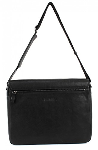 Camp David Mount Mc Kinley Messengerbag Black