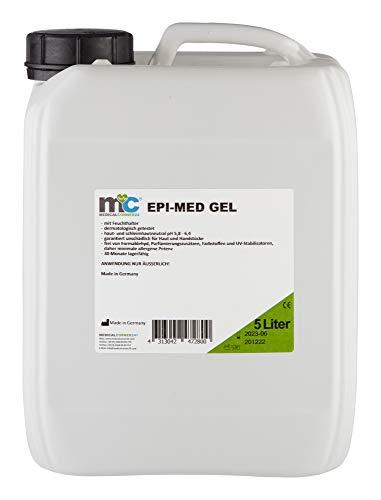 IPL Gel Epimed, IPL Kontaktgel für Laser-Haarentfernung, 5 Liter