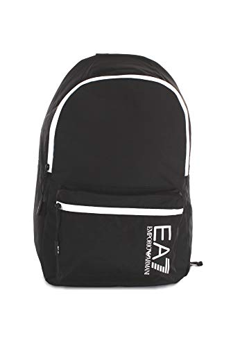 EA7 Train Prime U Herren Backpack Schwarz ONE SIZE