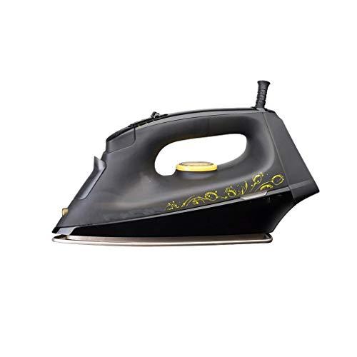 DJ Home Máquina de Mano Portátil Colgar Máquina Caliente Hogar Hierro eléctrico Cepillo de Vapor portátil Mini Hierro Máquina de Planchado de Viaje Negro