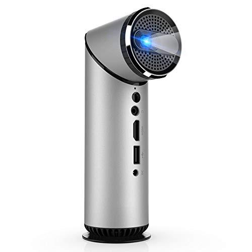 OFAY Proyector Inalámbrico 3D HD Mini Proyector Portátil para El ...