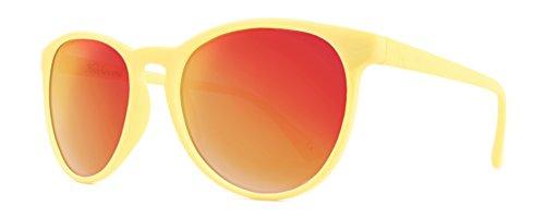 Gafas de sol Knockaround Cream / Red Sunset Mai Tais