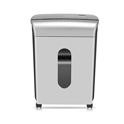 Buy TUCY 10-Sheet Shredder with Wheel,Infrared Sensor Autofeed,Overload and Thermal Protection,5 M...