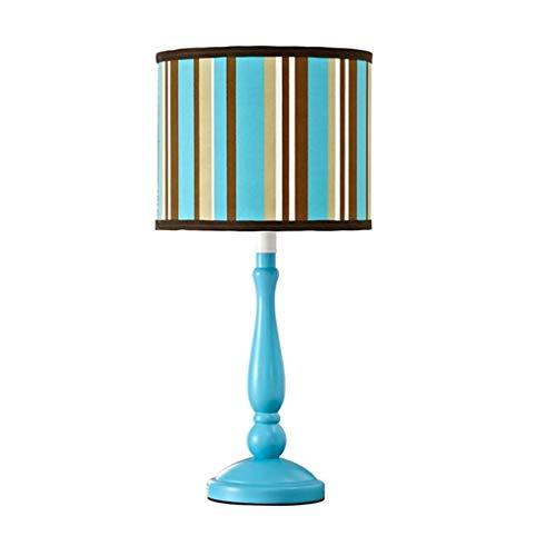WYBFZTT-188 Minimalista Moderna lámpara de Mesa, lámpara de cabecera del Dormitorio Creativo Pastoral Moda nórdica