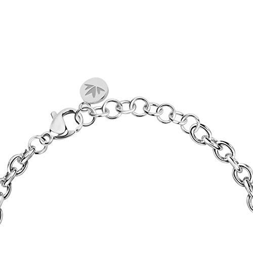 Morellato Bracciale da donna, Collezione Multigipsy, in acciaio, cristalli - SAQG37