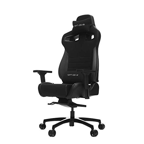 VERTAGEAR VG-PL4500_BK Racing Series P-Line PL4500 Gaming Chair Black/Carbon Edition