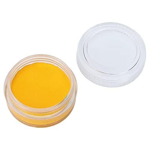 KUIDAMOS Pintura Corporal a Base de Agua, Maquillaje de Pintura Facial Inodoro Ligero para Fiestas de Cumpleaños para Uso Doméstico(Tonto y002)