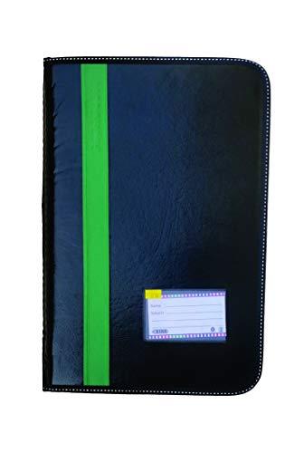 ફોલ્ડર ફાઇલ ચેઈનવાળી ૩૦ પોકેટ PP ઇકો I Fullscape Folder File with Chain 30 Pocket PP Eco