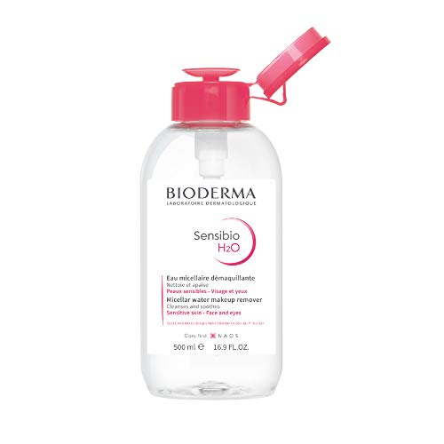 Bioderma Sensibio H2O - Micelle Solution (formerly Crealine) 500ml - Reverse Pump