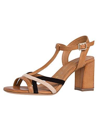 Tamaris Damen 1-1-28025-24 Sandalette 392 ANTIshokk, Touch-IT, ANTIslide
