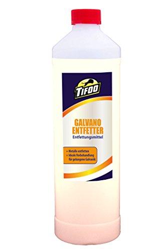 Galvanoentfetter (1000 ml) - Entfettungsmittel, Entfetter, Fettlösemittel