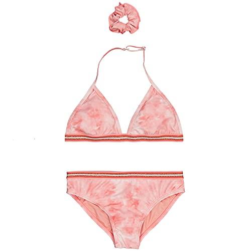Vingino Mädchen Girls 2tlg. Bikini ZELANA Coral pink (152)