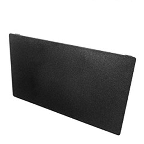 Tapa para cubrir hueco de la radio estéreo del coche, universal, doble DIN, marco adaptador, 22.307