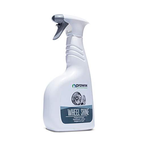 proWIN Wheel Shine 750 ml säurefreier Felgenreiniger
